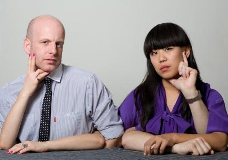 Juan Maclean & Nancy Whang - Destiny