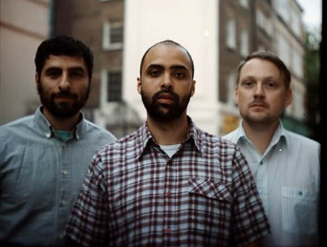 Junip, side project of Jose Gonzalez (left)