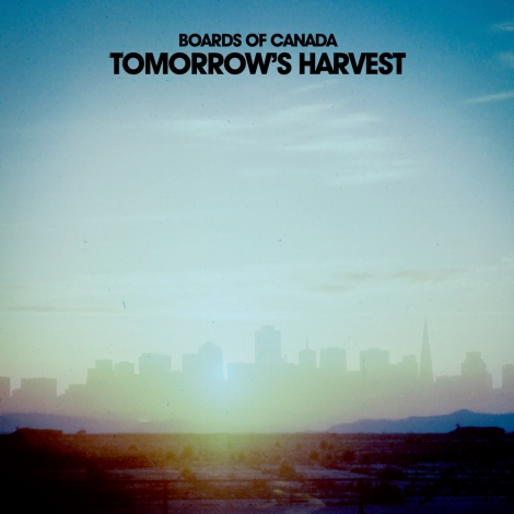 Boards of Canada - Tomorrow's Harvest_packshot