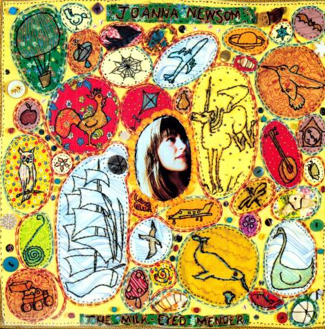 Joanna Newsom_The Milk Eyed Mender