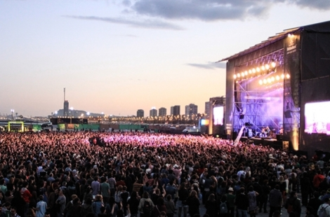 primavera 2014 stage shot