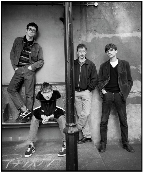 Blur by Harry Borden - Bigger Than God
